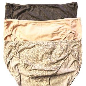 Bali Women's Underwear (3 Pairs)
